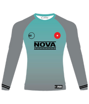 NOVA LONG SLEEVE JERSEY (GREY)