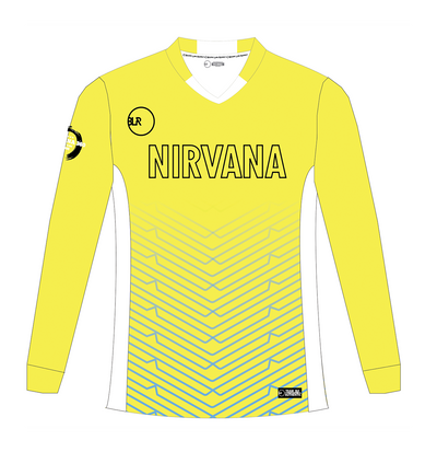 NIRVANA GOALIE LONG SLEEVE JERSEY