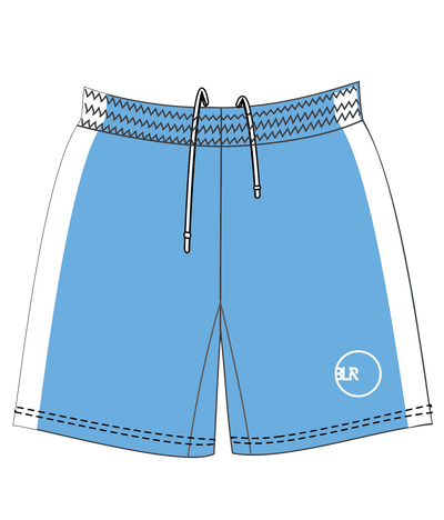 NIRVANA BLUE SHORT