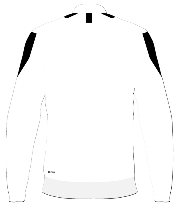 SWEITZER 1/4 ZIP JACKET (WHITE)