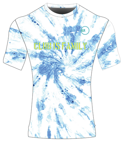 POLYESTER PERFORMANCE TEE (TIE-DYE)