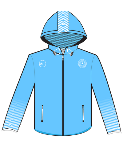 SWEITZER WINDBREAKER (CAROLINA BLUE/WHITE)