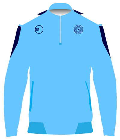 SWEITZER 1/4 ZIP JACKET (CAROLINA BLUE)
