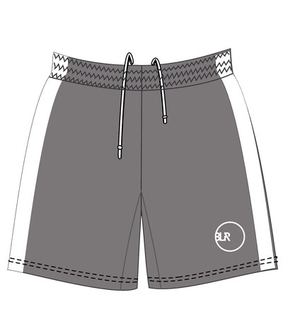 NIRVANA GREY TRAINING SHORT