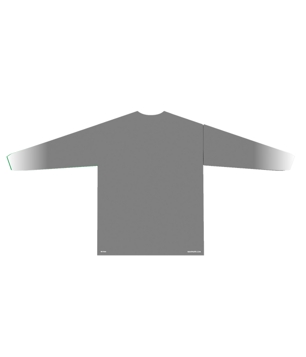 WEBUTUCK POLYESTER PERFORMANCE L/S (GRAY/WHITE GRADIENT)