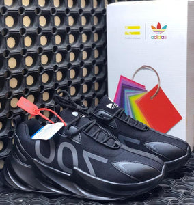 new styles 2f9ae 500a9 Yeezy 700 Wave Runner Sneakers (Black)