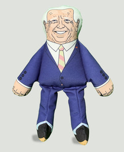 Joe Biden parody dog toy