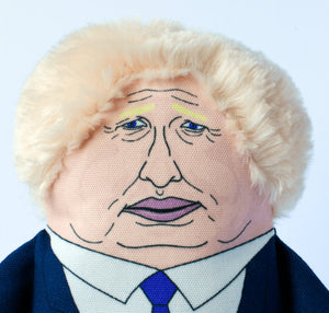 Boris dog toy