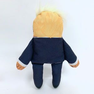 Presidential parody dog toy bundle | Joe Biden and Donald Trump parody dogs toys
