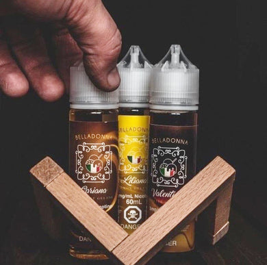Sample Kit - Belladonna E-Liquids