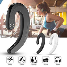 Load image into Gallery viewer, STORELISTT 2 Pcs Bone Conduction Lightweight Wireless Bluetooth MicrophoneEarphone with