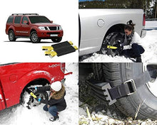 Load image into Gallery viewer, Trac-Grabber – Snow, Mud and Sand Tire Traction Device for Cars and Small SUVs