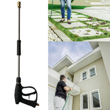 "Load image into Gallery viewer, (BUY 2 FREE SHIPPING)4000 PSI Pressure Washer Trigger Gun and 36"" Lance Combo"