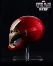 Load image into Gallery viewer, Avengers IRON MAN  Helmet -2.0