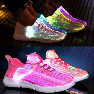 LED Fiber Optic Creps