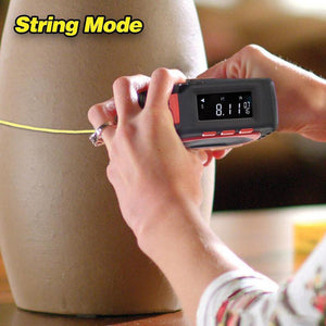 3 in 1 Measuring Tape With Roll Cord Mode High Accuracy Laser Digital Tape High Impact Professional Measuring Tool