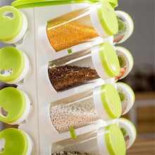 Load image into Gallery viewer, 16-In-1 Revolving Spice Rack