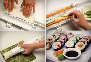 2019 The Sushi Bazooka All in 1 Sushi Making Machine