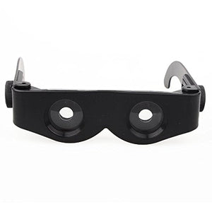Hands Free Binoculars 4X Magnification Zoom Enlarge Glasses Telescopes