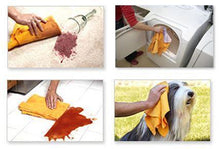 Load image into Gallery viewer, 4 Pcs SUPER ABSORBENT TOWELS