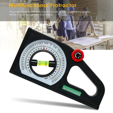 Load image into Gallery viewer, Slope Horizontal Vertical Angle Declinometer Inclinometer