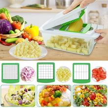 Load image into Gallery viewer, Vegetable Chopper Mandoline Slicer