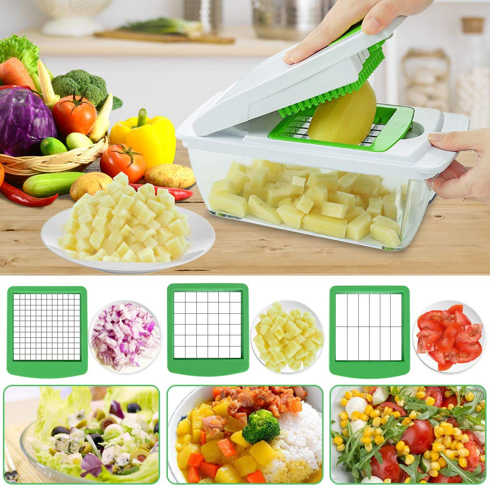 Vegetable Chopper Mandoline Slicer