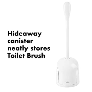 Good Grips Hideaway Compact Toilet Brush