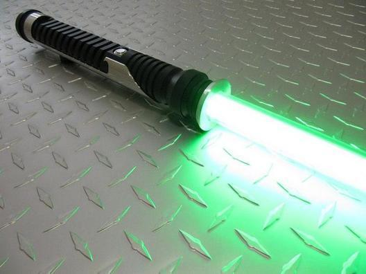 Star wars laser sword
