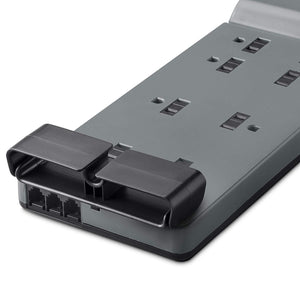 Home/Office Series Surge Protector with 12-Foot Cord