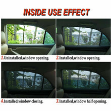 Load image into Gallery viewer, 80% Discount Today--2Pcs Car Window Sunshade Curtain