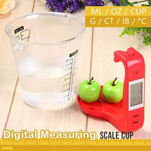 Load image into Gallery viewer, Digital Measuring Scale Cup