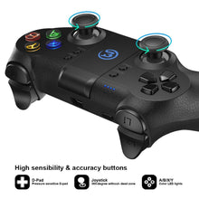 Load image into Gallery viewer, GameSir T1d Bluetooth Wireless Gaming Controller Gamepad for Android/Windows PC/VR/TV Box/PS3