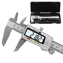 "Load image into Gallery viewer, Measuring Tool Stainless Steel Digital Caliper 6 ""150mm measuring instrument Calipers"