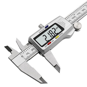 "Measuring Tool Stainless Steel Digital Caliper 6 ""150mm measuring instrument Calipers"