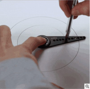 The simplest and most intuitive design tool creative multi-functional drawing tool