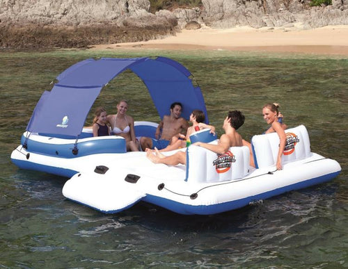 Inflatable Floating Island Seats