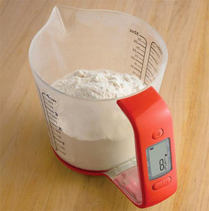 Digital Measuring Scale Cup