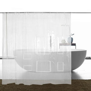Shower Curtain Liner For Electronic Devices