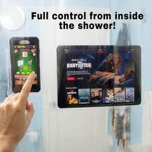 Load image into Gallery viewer, Shower Curtain Liner For Electronic Devices