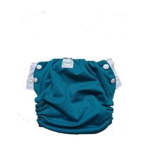 Innate Cloth Diaper Cover - Yale Green