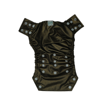 Innate Cloth Diaper Cover - Chocolate Shimmer