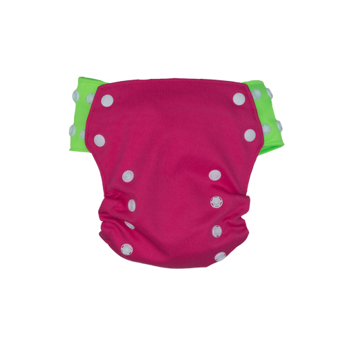 Innate Slim Fit Pocket Cloth Diaper - Glory|Subtle