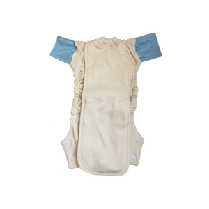 Innate AIO Cloth Diaper - Blue Stripe