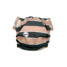 Innate Regular Fit Pocket Cloth Diaper - Cream Stripes