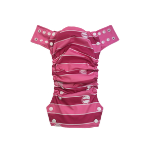 Innate AIO Cloth Diaper - Pink Stripe