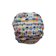 Innate AIO Cloth Diaper - Shapes