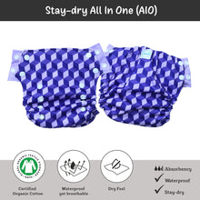 INNATE is a brand that caters to Modern Cloth Diapering solutions to families in India. Shop for Comfortable, Hygienic, Stay-dry Organic All In One (AIO) Baby Cloth Diapers online at best prices. Choose from a wide range of Baby Diapers at innatediapers.com.