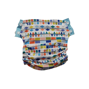 Innate Stay-dry AIO Cloth Diaper - Shapes