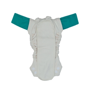 Innate Newborn AIO Cloth Diaper - Hush|Calm